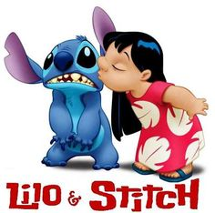 Lilo and Stitch # 11 - 8 x 10 T Shirt Iron On Transfer | eBay