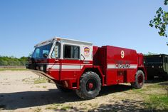 Air Force Military Fire Trucks | ARFF Rebuilds, Plant Tour