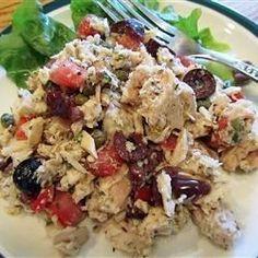 Olio Di Oliva Tuna Salad Recipe