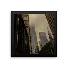 Foggy Freedom (Tower)