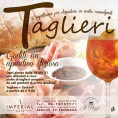 Aperitivo Imperial Cafe' - Il Pozzo, in zona Tuscolana, in promozione al 50%, ogni martedi', se prenoti con Laperitivo.it - Promozione per chi prenota chiamando lo 06 76907971 a nome de Laperitivo.it