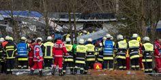 Përplasen trenat në Gjermani, disa të vdekur e të plagosur - http://alboz.al/perplasen-trenat-ne-gjermani-disa-te-vdekur-e-te-plagosur/