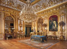 Neues Schloss Herrenchiemsee | inhalt neues schloss herrenchiemsee beratungssaal