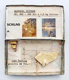 mano kellner, project 2016, kunstschachtel / art box nr 34/2016, bittere mandeln (not avaiable)