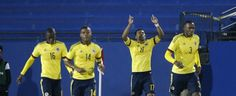Colômbia vence Estados Unidos e fica com última vaga no futebol