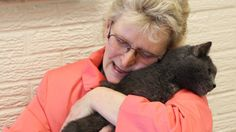 Cat returned to Indiana woman after 5 years. Be sure to microchip your pets!     #pets #care #safety #microchipping #lost #tips