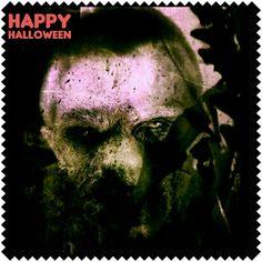 Zombie Dominic in bush