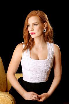 Beautiful Celebrities, Most Beautiful Women, Beautiful Actresses, Beautiful People, Actress Jessica, Gorgeous Redhead, Woman Crush, Mannequins, Redheads