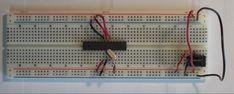 Standalone Arduino / ATMega chip on breadboard