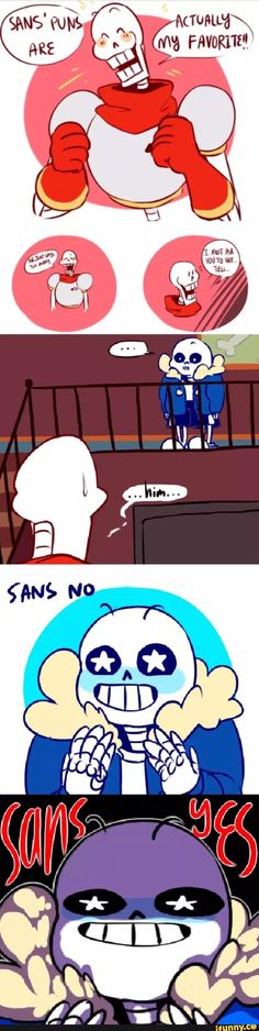Undertale, papyrus, Sans--I found this on ask-snowdin-duo, but it's not from them. Still, go check them out. The mun is… http://ibeebz.com