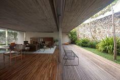 Chimney-House by Marcio Kogan Studio MK27, São Paulo, SP, Brazil (o
