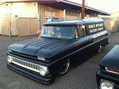 Chevy C10 Panel