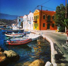 Kastelorizo, Greek Island