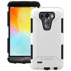 TRIDENT AEGIS CASE FOR LG G3 - WHITE #lgg3case, #g3case www.myphonecase.com
