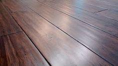wood floor installation - YouTube