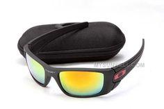 af7a422c33590 Oakley Fuel Cell Sunglass Black Frame Yellow Lens Outlet Sunglasses Sale