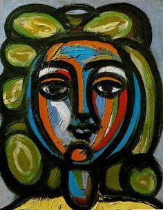 Pablo Picasso (ESP)       パブロ・ピカソ(西)        晩年(1925-1973)の作品