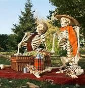 decorating with skeletons - Bing Images