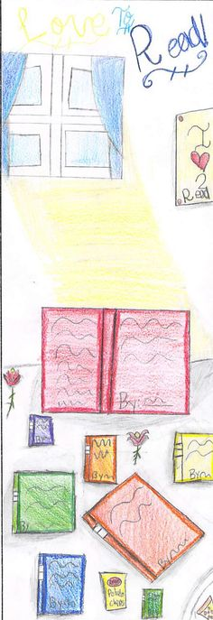 """""""I Love To Read"""" by Jasmine 