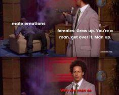 The female paradox