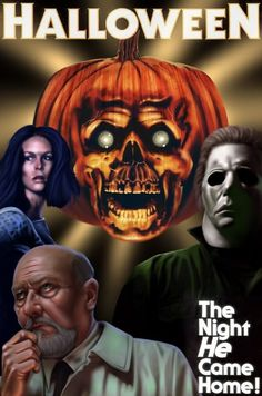 the font is not digitally painted halloween 2016 is around the corner this movie is still scary