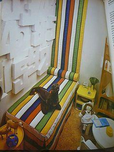 Retro Kidsroom