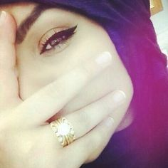 Find images and videos about beautiful, makeup and hijab on We Heart It - the app to get lost in what you love. Girl Hiding Face, Swag, Stylish Dpz, Hidden Face, Girl Hijab, Beautiful Eyes, Amazing Eyes, Girls In Love, Cool Eyes
