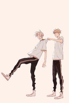 Manga Boy, Anime Manga, Anime Guys, Anime Art, 19 Days Characters, 19 Days Manga Español, Tan Jiu, Wallpaper Animes, Shonen Ai