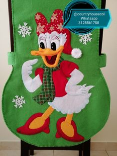 Felt Banner, Christmas Stockings, Christmas Tree, Xmas Crafts, Grinch, Baby Shower, Holiday Decor, Felting, Home Decor