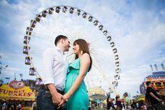 55 Random Clicks Photography: Crystal and Pancho::Orange County Fair Engagement