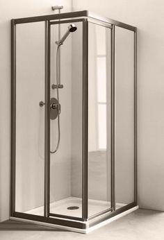 Tempered Duschkabinen hüppe hüppe classics elegance duschkabine gleittüreckeinstieg 2
