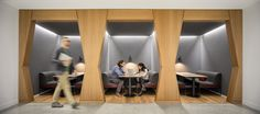 Booz Allen Hamilton NexGen Innovation Center Offices - Washington DC - Office Snapshots