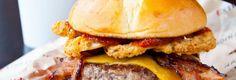 Hamburger, Chicken, Burgers, Ethnic Recipes, Food, Hamburgers, Meals, Yemek, Loose Meat Sandwiches