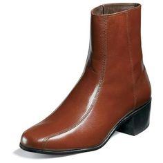 Florsheim Cognac Duke Boots.  I just got the off white ones...love them..