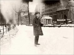 Lonely in New York, 1921
