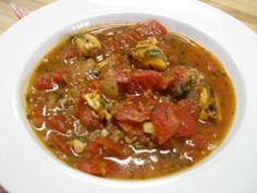 Sicilian Mussel Soup