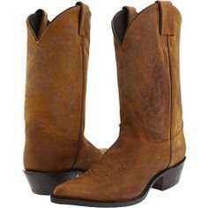 I adore cowboy boots. Unfortunately I live in South Florida, where the weather doesn't exactly allow me to wear them.