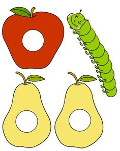 It's The Very Hungry Caterpillar game! you can make the caterpillar the butterfly! Cut the circle and play with it! Activities For 1 Year Olds, Educational Activities For Kids, Toddler Activities, Nursery Activities, Dark Spots Under Armpits, The Very Hungry Caterpillar Activities, Butterfly Crafts, Eric Carle, Cut And Paste
