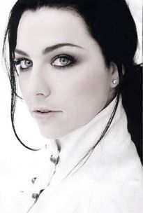 White .... Amy Lee