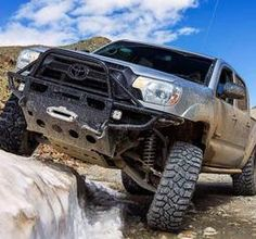 first gen toyota tacoma bumperes - Google Search Toyota Girl, 2004 Toyota Tacoma, Monster Trucks, Vehicles, Tacos, Google Search, Car, Vehicle, Tools