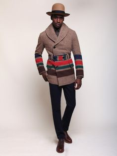 #MCM: The Dapper Gentleman, The Brooklyn Circus Fall 2014, 9/22/14 LondonSeagill.com