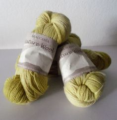 Beautiful 3 skeins of wool yarn by Araucania. Yarn is a light green with hints of yellow and cream. Approx oz per skein. Cheap Yarn, Wool Yarn, Nature, Beautiful, Etsy, Naturaleza, Nature Illustration, Off Grid, Sashay Yarn