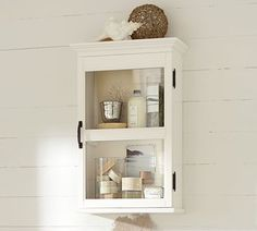 Franklin Wall Cabinet | Pottery Barn