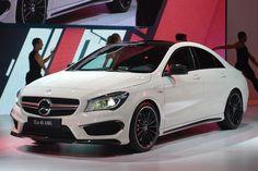 2014 Mercedes-Benz CLA-Class  - http://usatopcars.com/2014-mercedes-benz-cla-class-2/