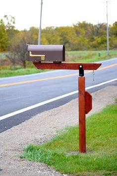 Diy Plow Resistant Mailbox Post Hardware Kit Stainless Steel Standard