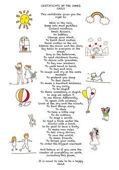 Inner Child Healing... balancedwomensblog.com