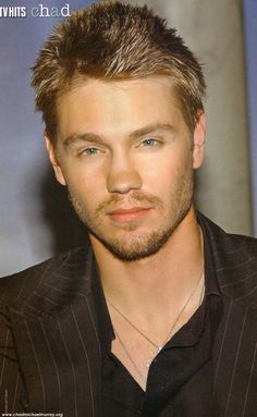 Pictures of Chad Michael Murray Pretty Men, Beautiful Men, Beautiful Pictures, Chad Micheals, Brooke And Lucas, Facial Hair Growth, Step Up Revolution, Beau Mirchoff, Chad Michael Murray