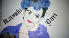 Katsuki Yuri fan art