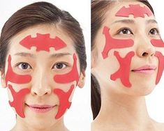 Details about New Chez Moi Wrinkle Up Tape – Facial Skin Care Anti-Aging Beauty Tool, from Japan, F / S - Natural Hair Mask, Natural Hair Styles, Natural Beauty, Beauty Tips For Face, Beauty Hacks, Beauty Care, Face Tips, Daily Beauty, Face Gym