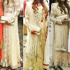 Clients by @rashidamoon custom made for wedding wear